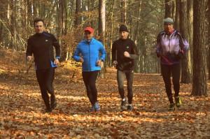 od lewej: Tomek, Andrzej, Wojtek, Zdzichu