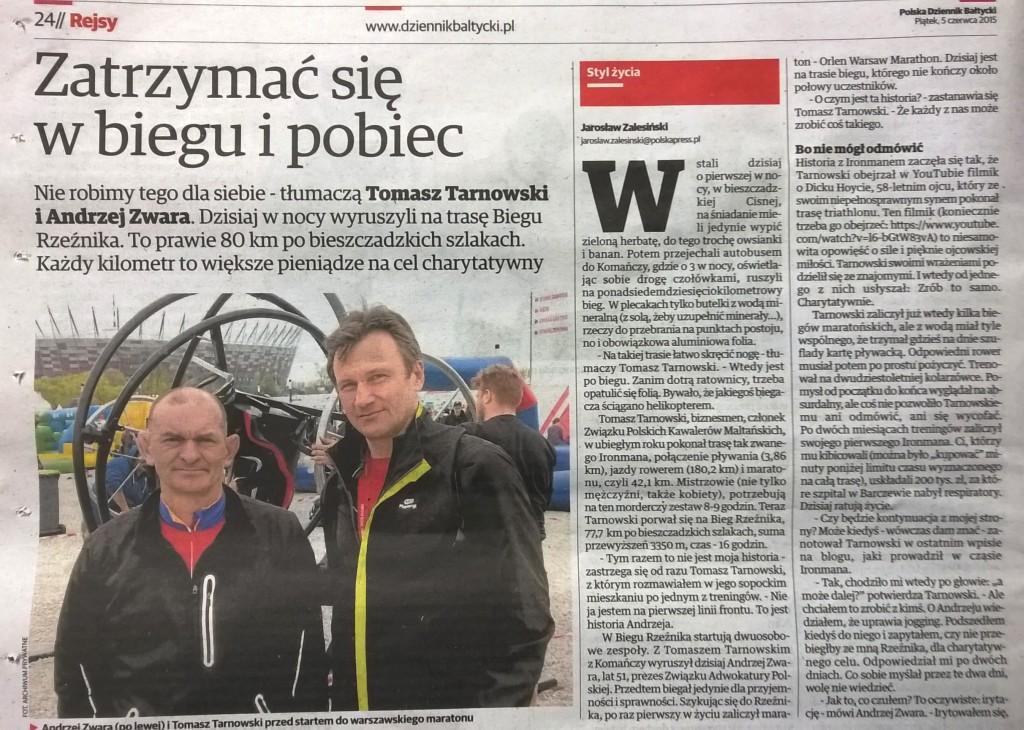 Dziennik Bałtycki - Rejsy2 - 5.06.2015