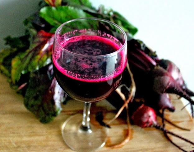 beetroot wine Źródło - http://www.blog.klubrownowagi.pl