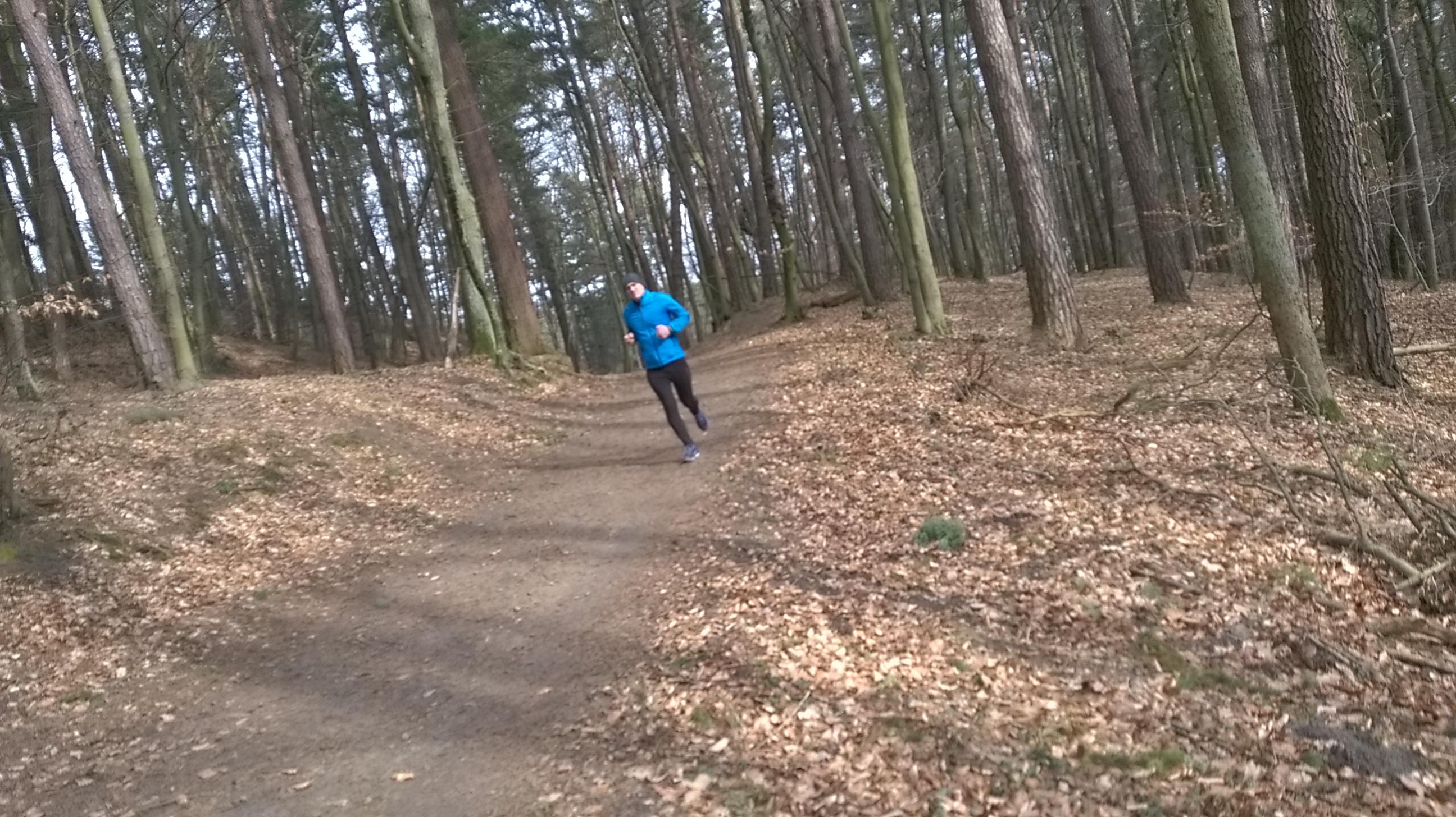 Andrzej na 29km