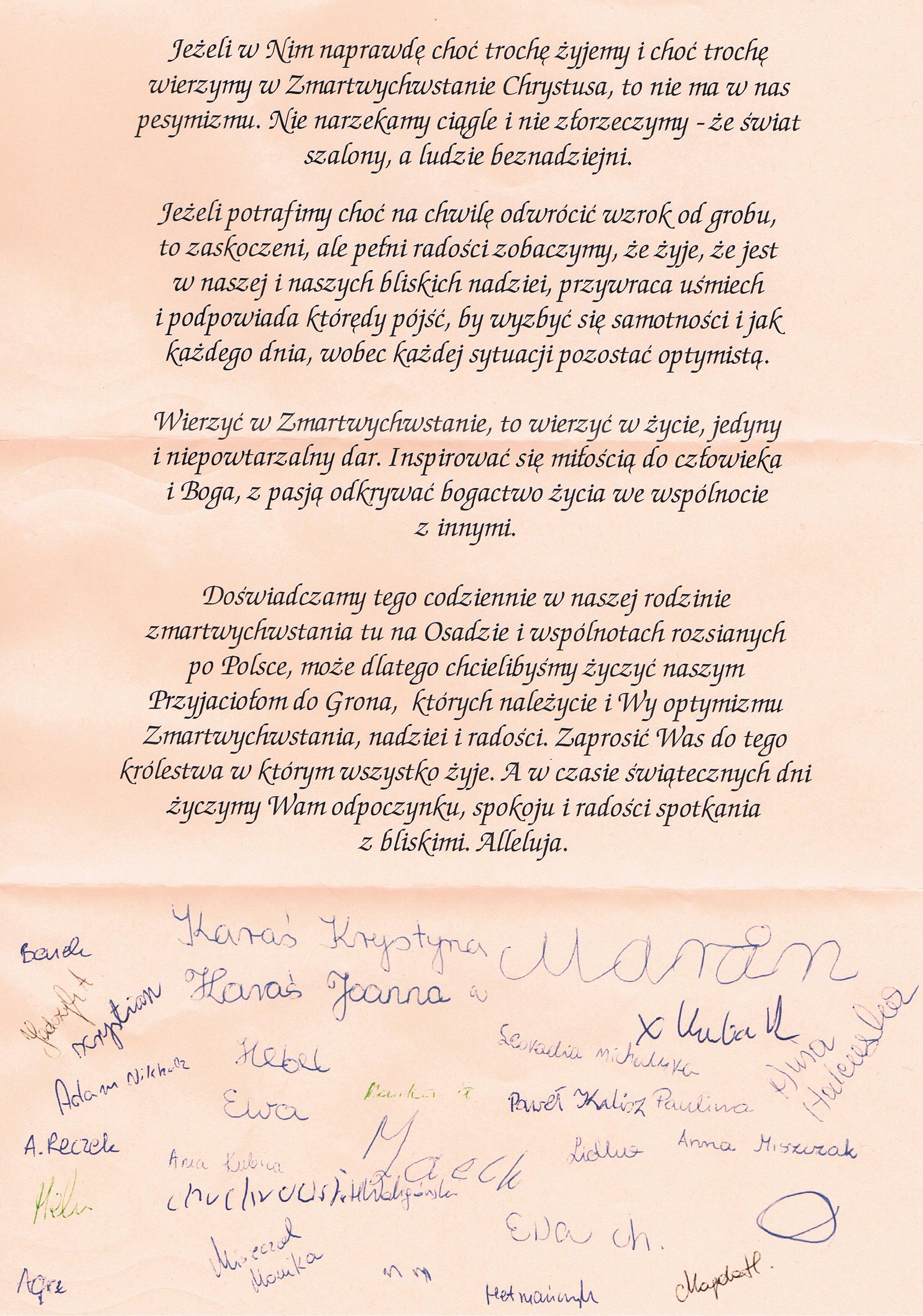 20150402 Wielkanoc - Osada Burego Misia
