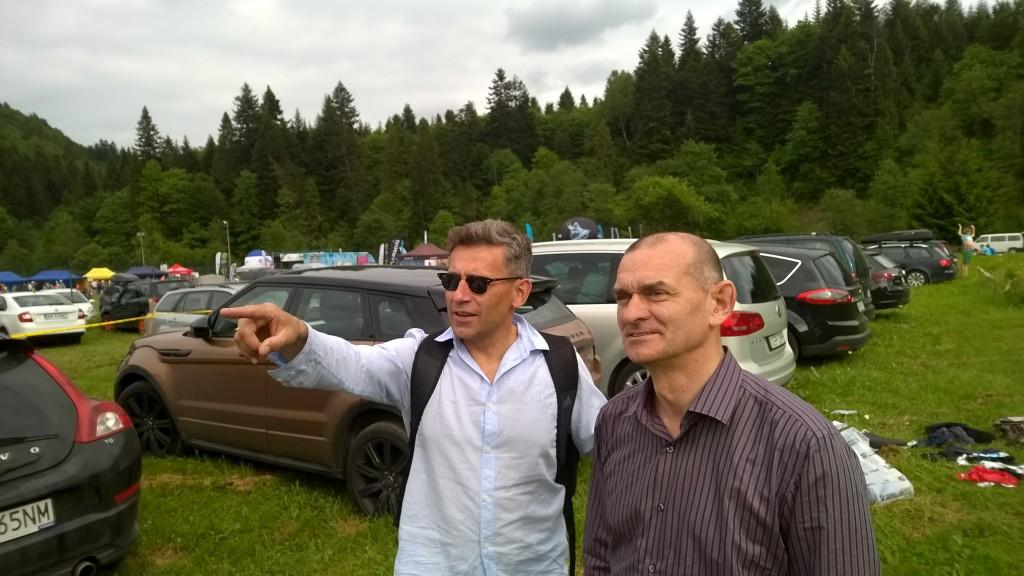 Robert Korzeniowski pobiegnie z kolegą, którego czas w maratonie jest lepszy o ok. 10minut od Andrzeja - nasi chłopcy sa starci, ale chcę rywalizować - z TAKIM TYTANEM  to zaszczyt!