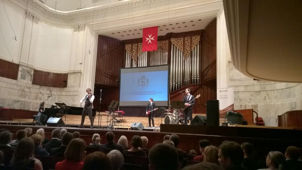 Jubileuszowy Koncert Maltański - z okazji 25lecia nawiązania stosunków dyplomatycznych pomiędzy Rzeczpospolitą Polską a Suwerennym Zakonem Maltańskim