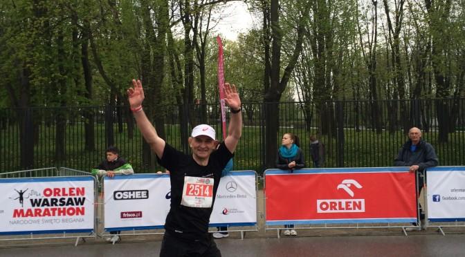 30. Start – Orlen Maraton / Eng: Orlen Marathon